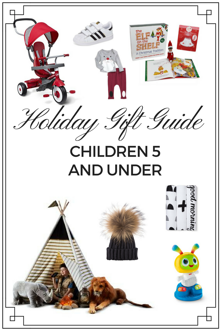 Top Christmas Toys of 2017 – Gift Guide for Children Under 5