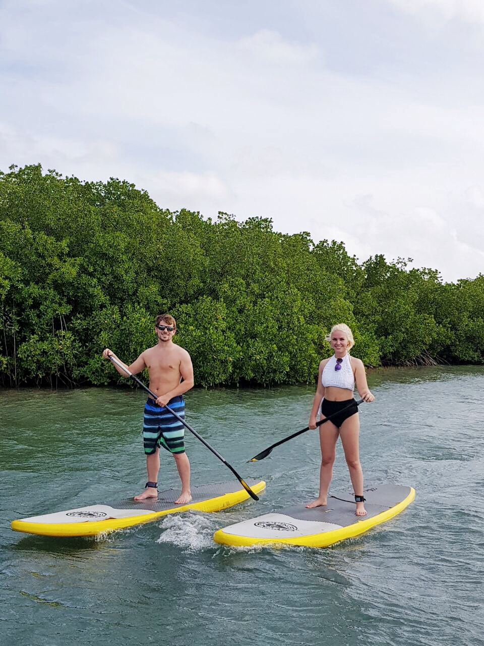 Things to do in Aruba – Paddle Boarding